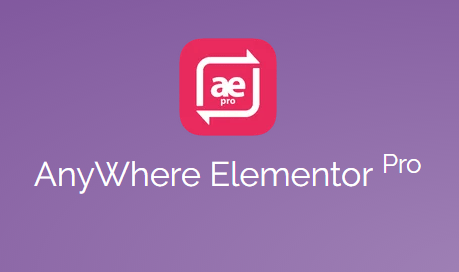 Anywhere Elementor Pro free download