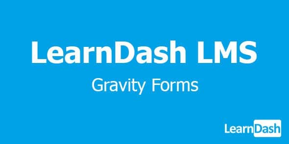 LearnDash LMS Gravity Forms Integration addon Wordpress Plugin Free Download