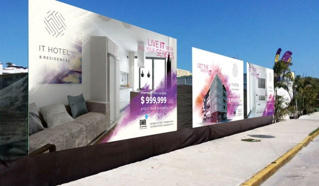 IT Hotel & Residences - Anuncios