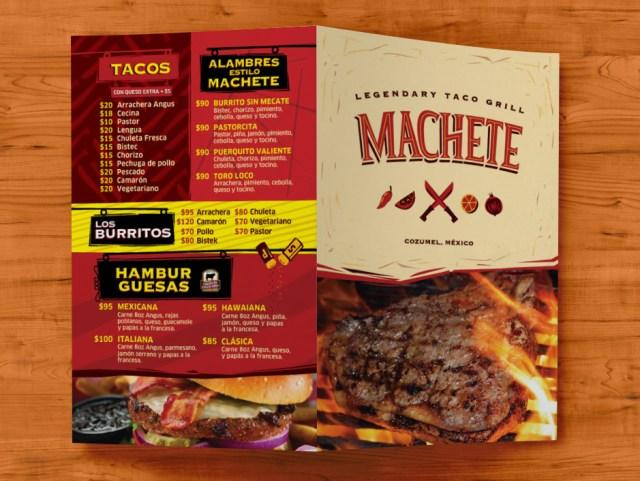 Machete - Manú