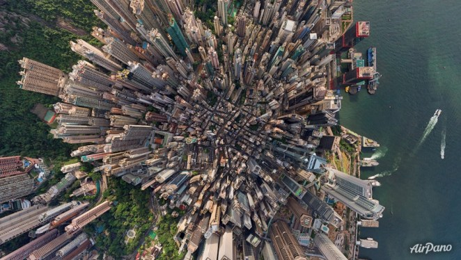 Amazing Aerial Photos Of Famous Cities That Looks Fab - Famous cities in usa