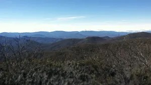 Territorial view from Yellow Mountain, Cashiers, NC