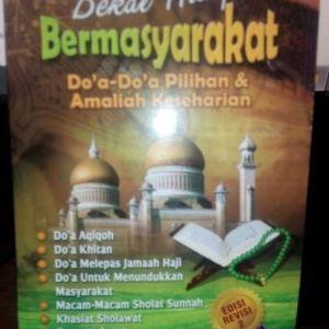 buku doa sehari hari
