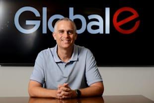 "Amir Schlecht, CEO""To Global Island / Photo: Eyal Yitzhar"
