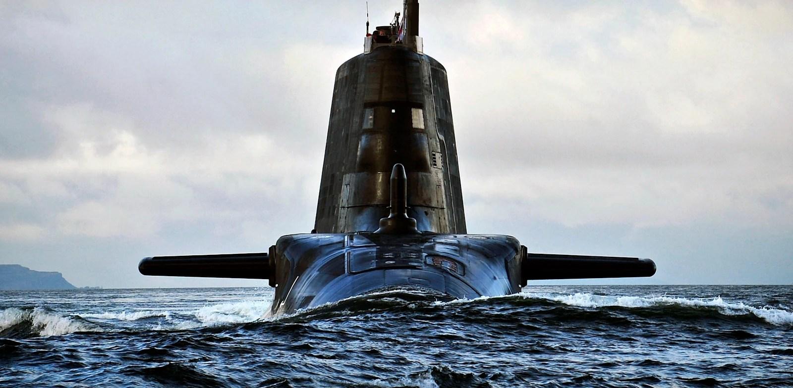 HMS Ambush  credit: Elbit Systems PR