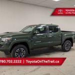 New 2021 Toyota Tacoma 21ta7363 Edmonton Alberta Go Auto