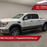 Used 2016 Nissan Titan Xd Platinum Reserve Pw2549 Edmonton Alberta Go Auto