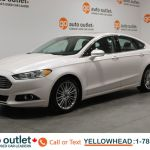 Used 2015 Ford Fusion Se Yc053 Edmonton Alberta Go Auto