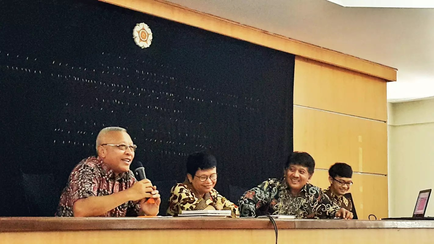 Public Lecture of Javanese Suriname has Concluded