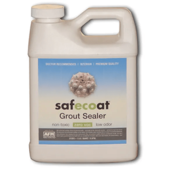 afm safecoat grout sealer non toxic clear protective sealer for grout