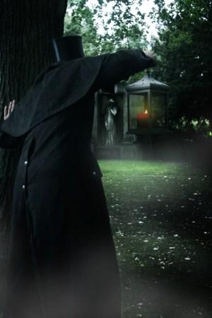 Kommt zu unserer Friedhofstour und lernt den Totenwächter kennen