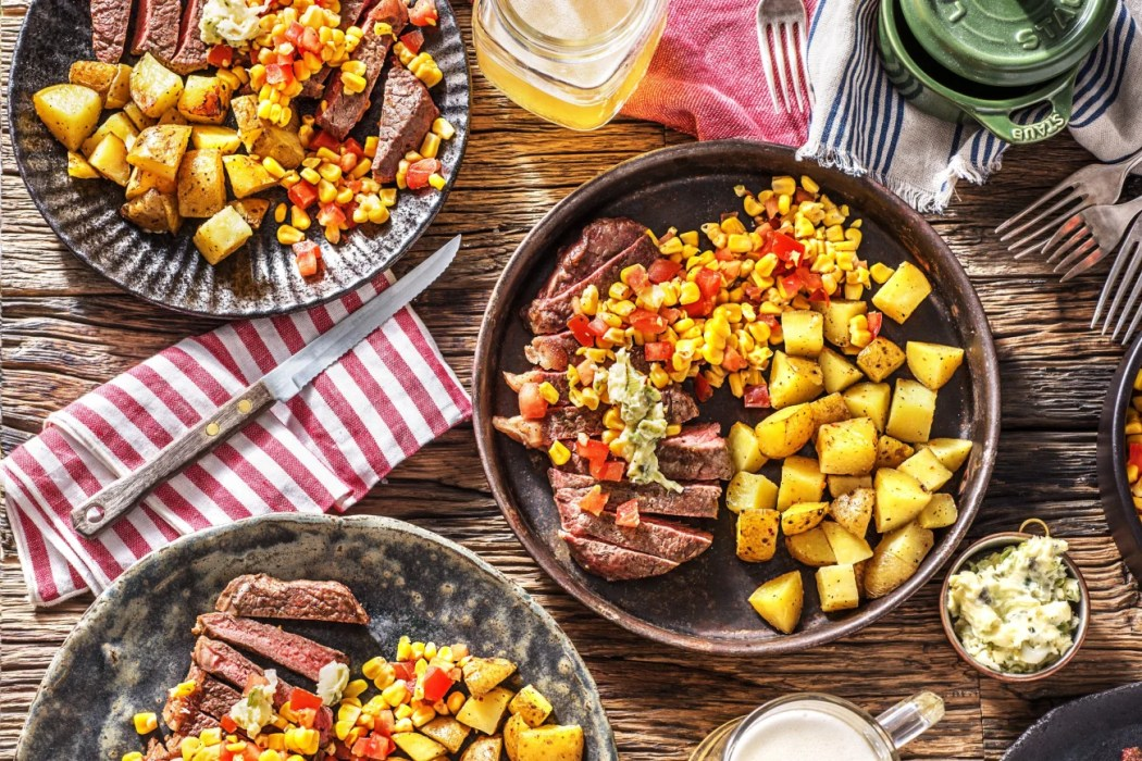 Grilled-Sirloin-Steak-how to grill-HelloFresh