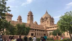 Umaid bhawan : Jodhpur
