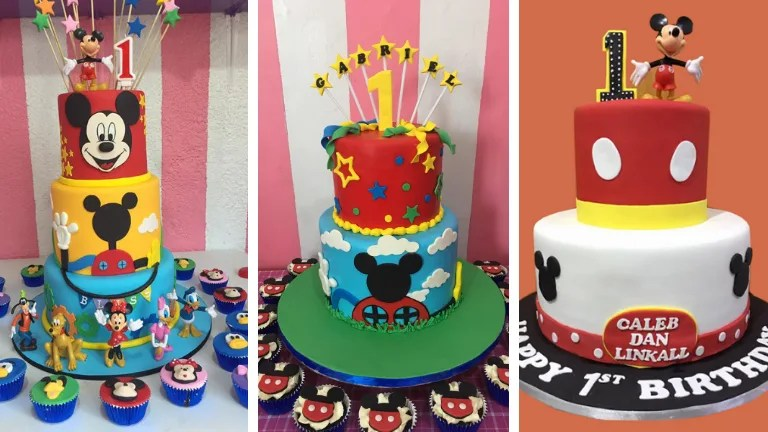 10 Cake Designs Ideas For Your Little Boy S Upcoming