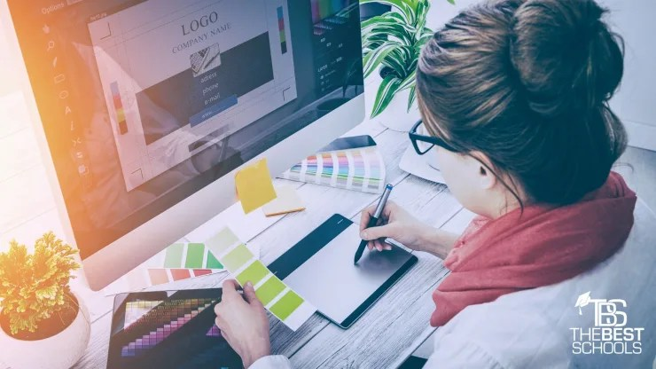 The 15 Best Online Bachelor S In Graphic Design Degree