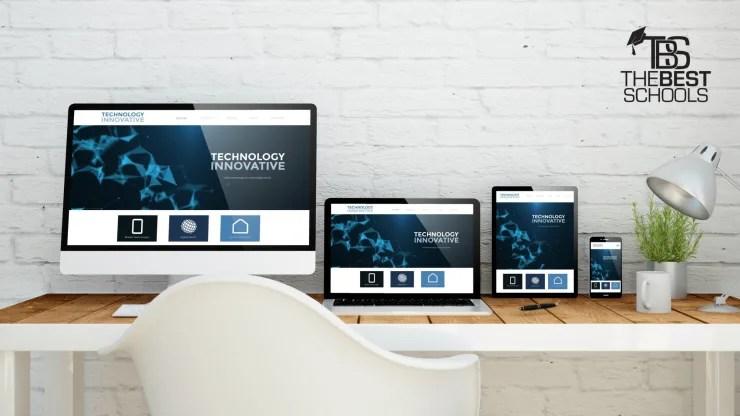 The 4 Best Online Bachelor S In Web Design Programs