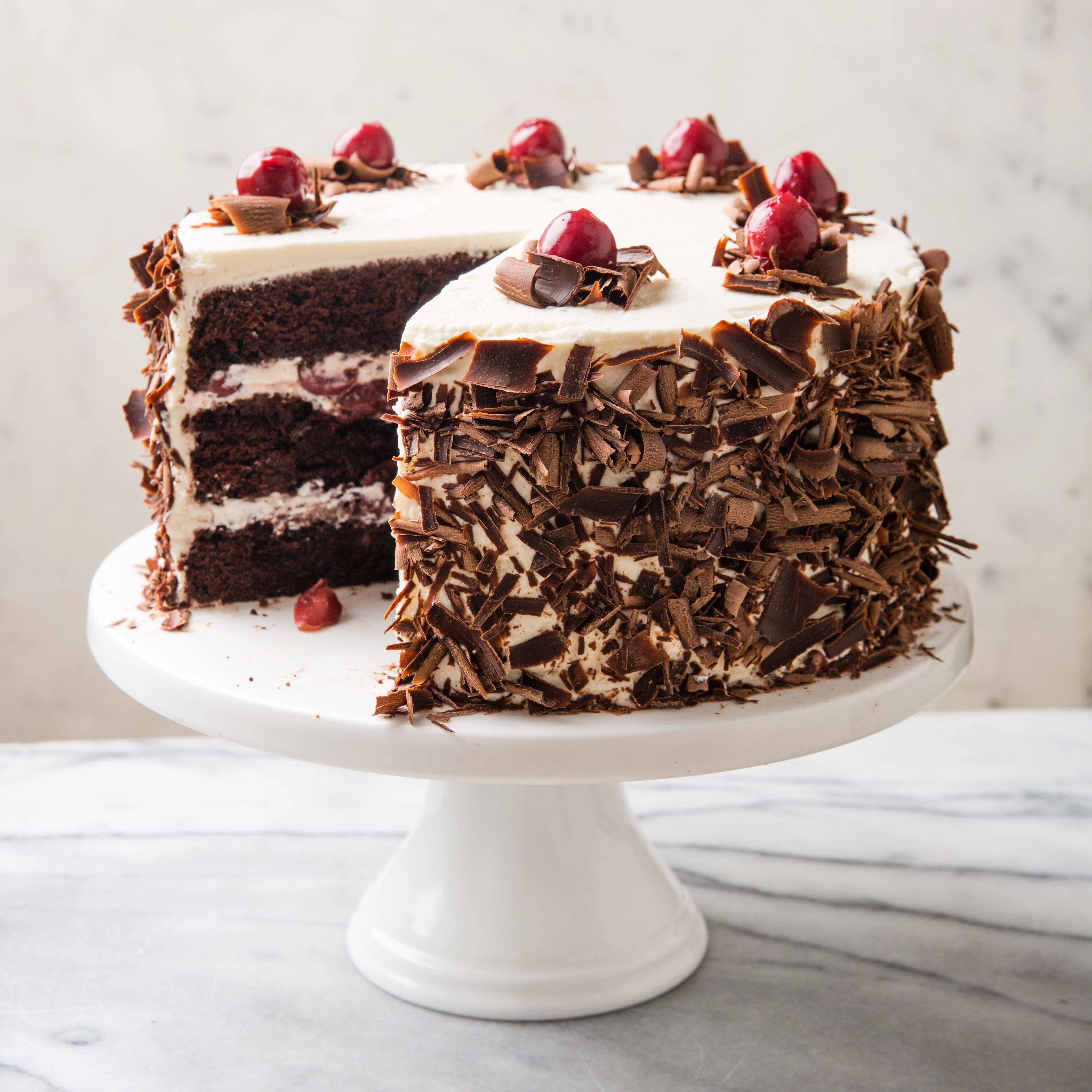 Black Forest Cake Cook S Illustrated