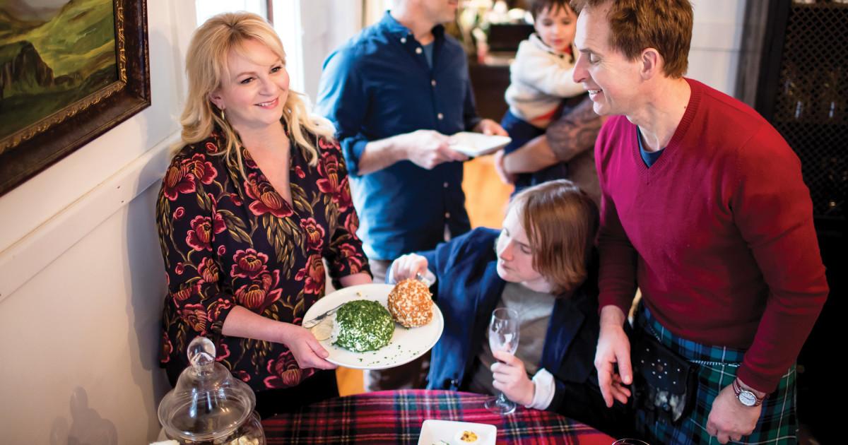 Thanksgiving Entertaining With Bridget Lancaster