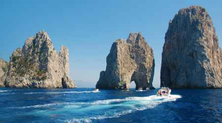 I Love Touring Italy - The Amalfi Coast And Sorrento