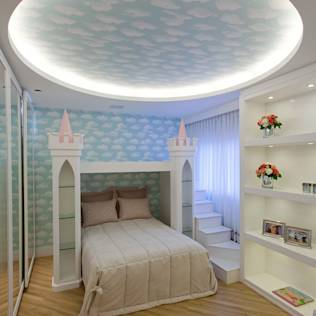 Modern nursery/kids room by Designer de Interiores e Paisagista Iara Kílaris