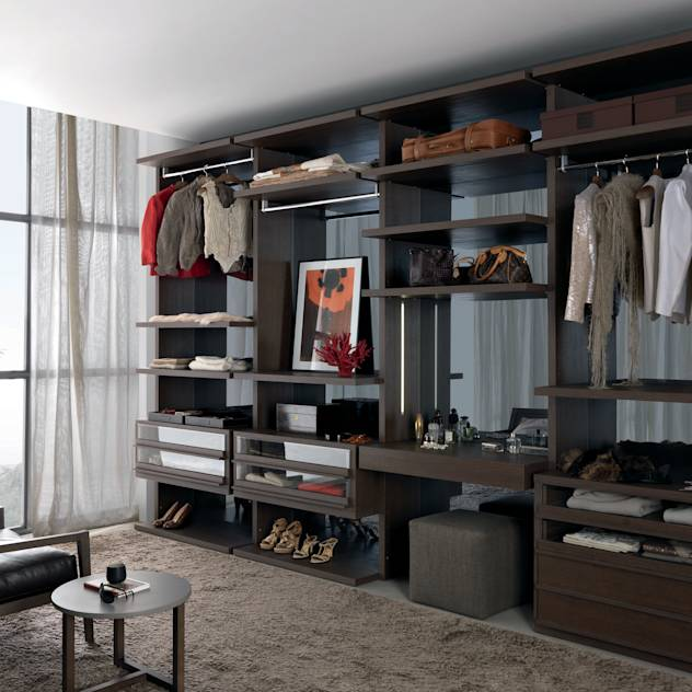 Wardrobes & drawers by Lamco Design LTD