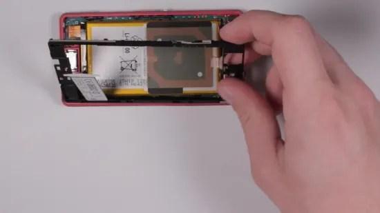 Sony Xperia Z3 Compact Akku Reparaturanleitung Kaputt De