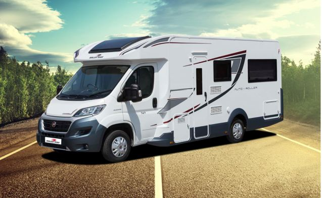 Rent This Auto Roller 747 Motorhome For 6 People In