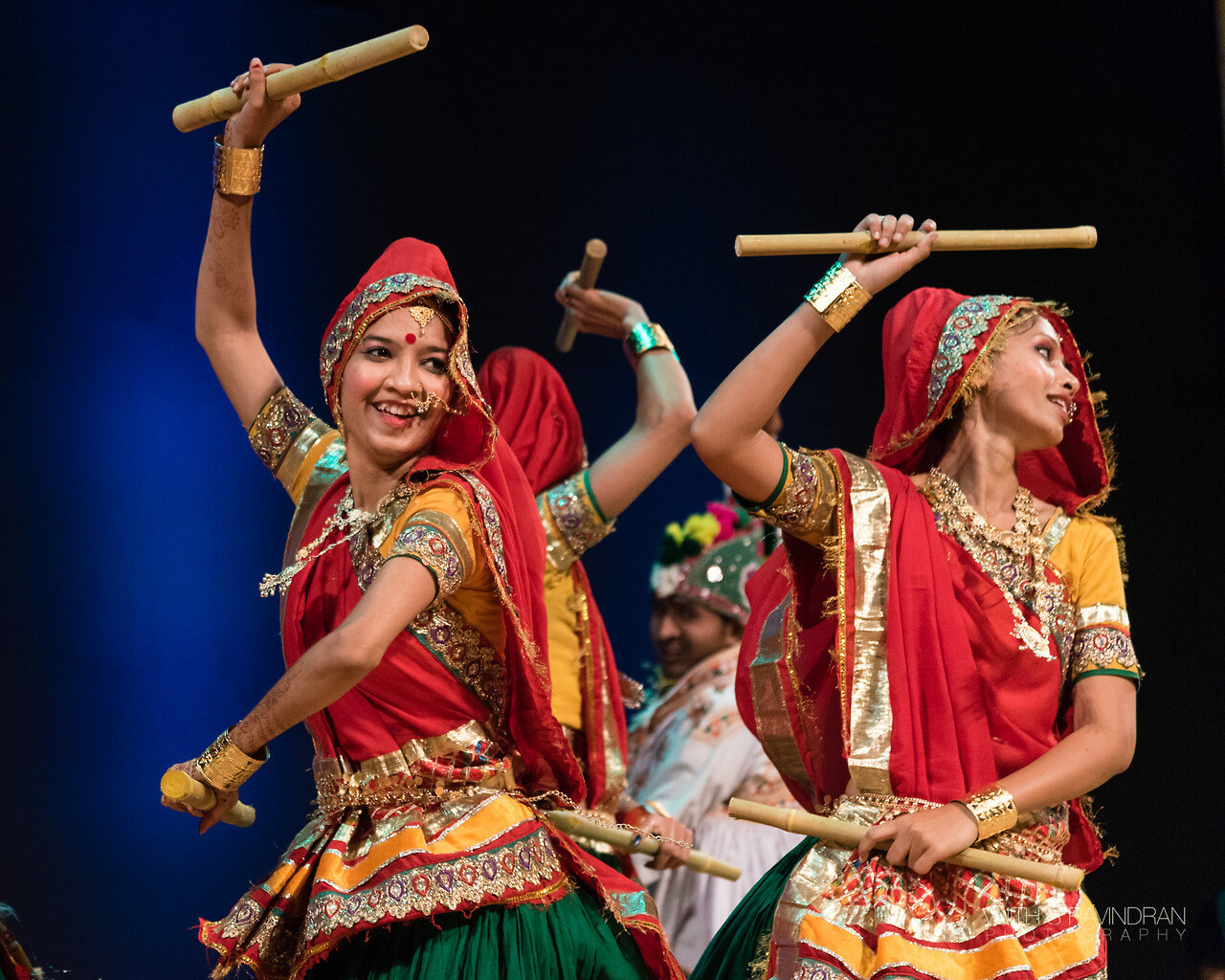 The Best Of Bangalore's Dandiya Nights This Navratri