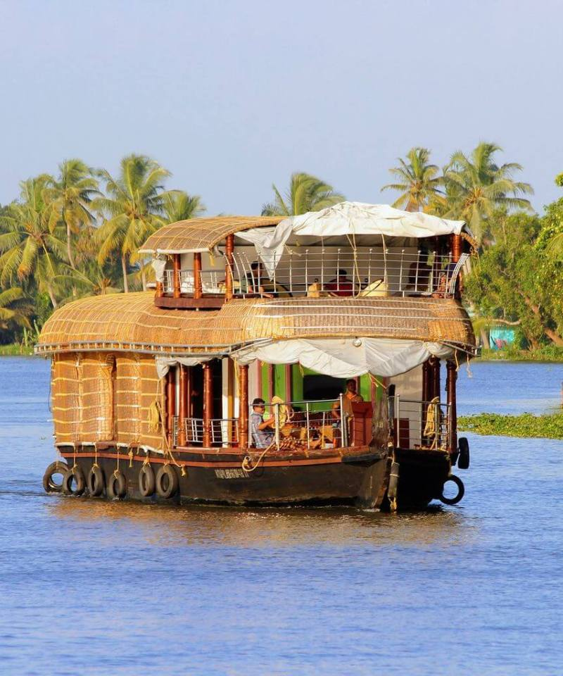 Blissful South India Tour Package