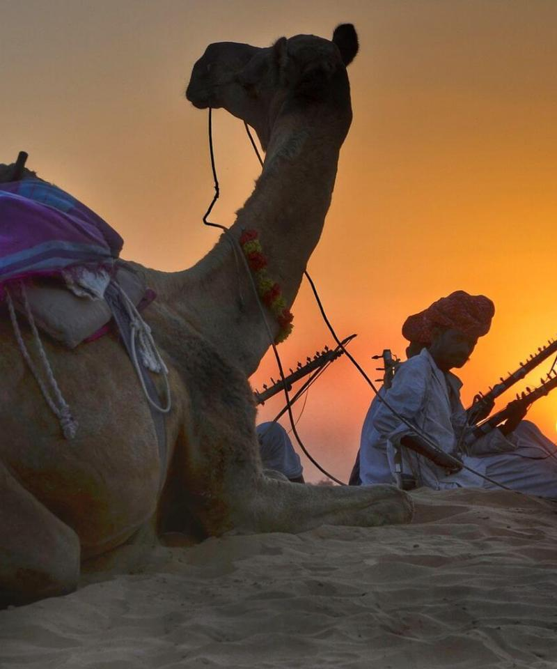 Traditional Culture Rajasthan Tour Package