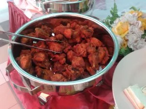 Product Launch Catering Batu Maung - Food