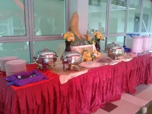 Product Launch Catering Batu Maung