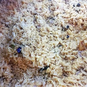 Pre Packed Lunch Delivery Briyani