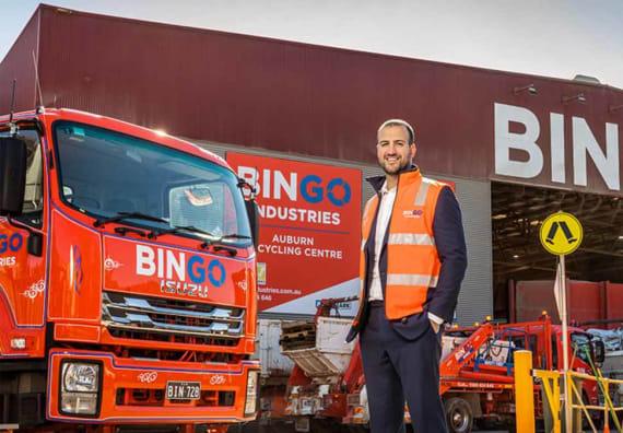 Macquarie's infra arm buys Australian waste management firm Bingo for $1.76 billion