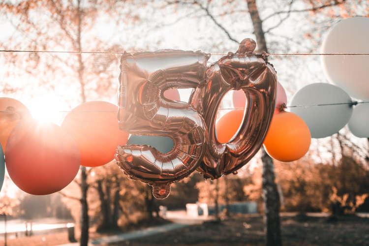 50th Birthday Party Ideas 50 Fantastic Ideas Cozymeal