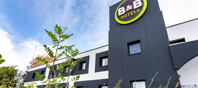 b b hotel angers parc des expositions