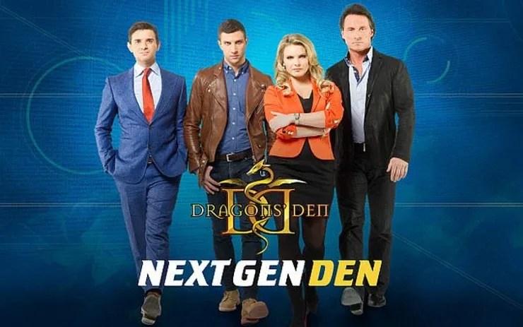 Dragon's Den Next Gen Den