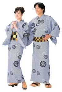 Yukata, Kimono musim panas