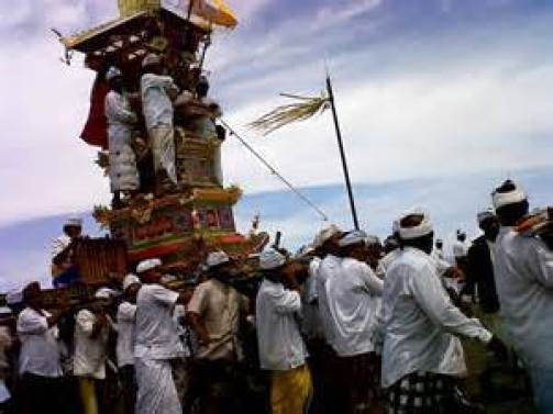 Mengenal Tentang Upacara Ngaben di Bali