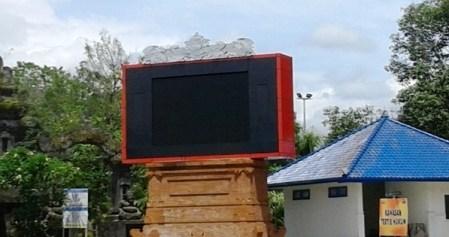 LED TV Jembrana