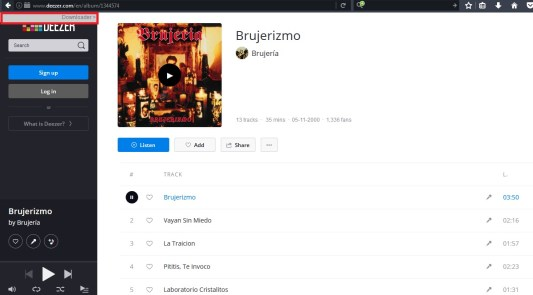 Download Music Di Deezer