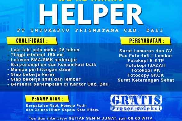 Loker_Indomaret_Helper