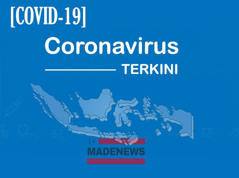Data Terkini COVID-19 di Indonesia