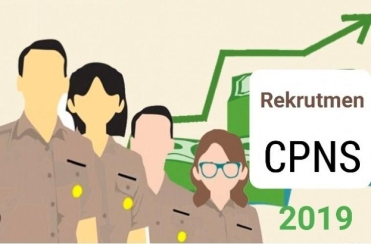 Pendaftaran CPNS Dibuka 25 Oktober 2019