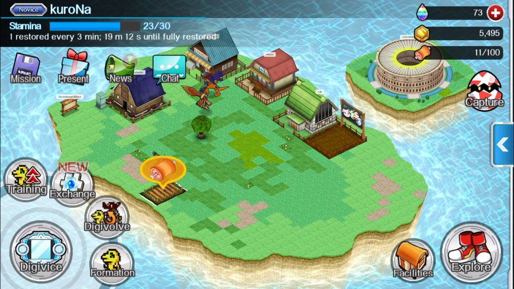 DigimonLinks Android Games
