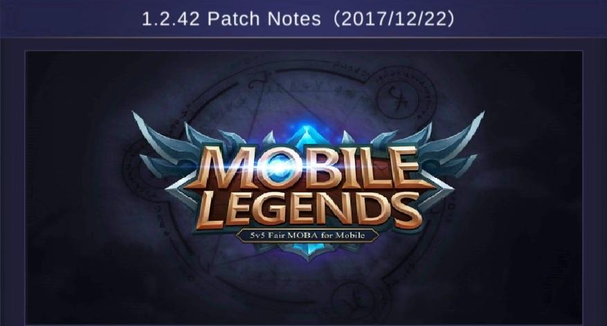 Mobile Legends: Banyak Hero Mendapat Buff di Update Patch 1.2.42