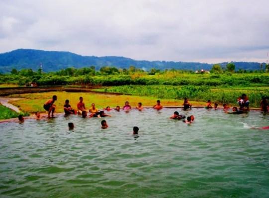 Kolam Air Soda - aaek narara