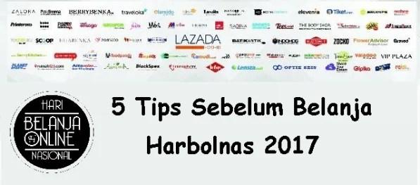 Baca 5 Tips ini Sebelum Berbelanja Harbolnas 2017