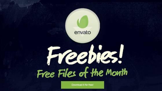File Gratis dari Envato
