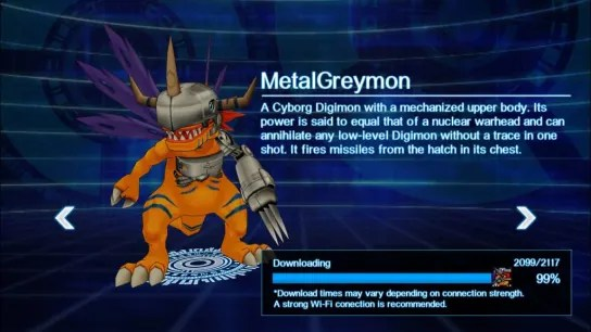 DigimonLinks Download Data